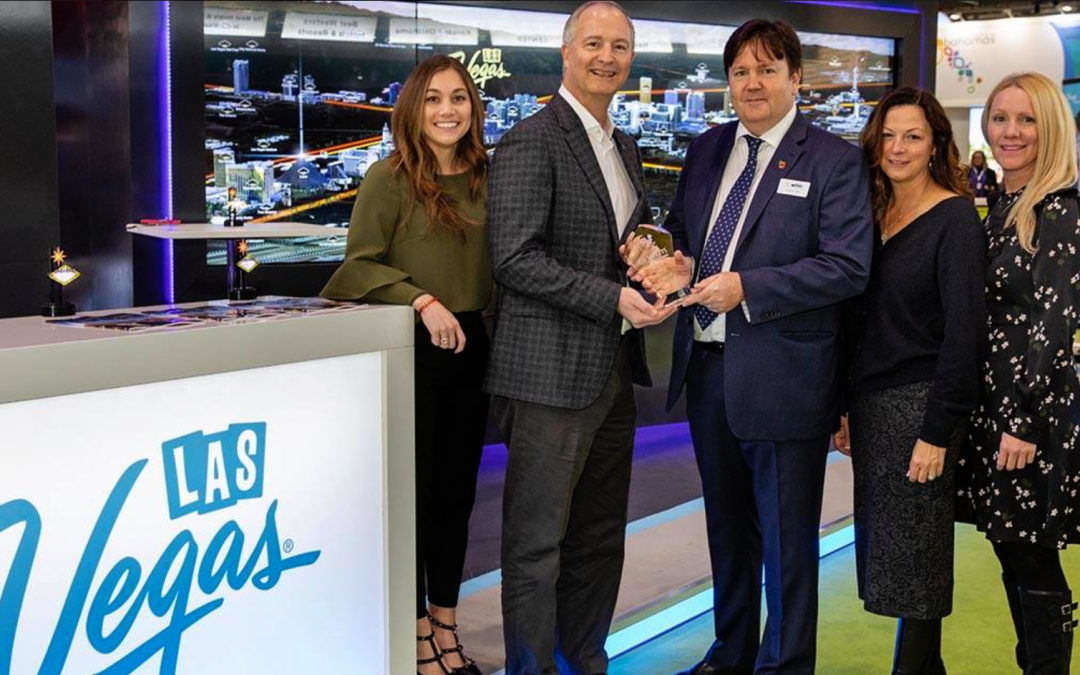 Las Vegas in 360 Wins Award